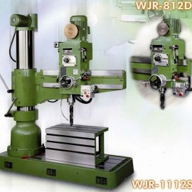 WJR – 812DS & 1112S Series